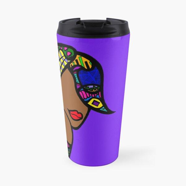 Angled Bob Travel Mug