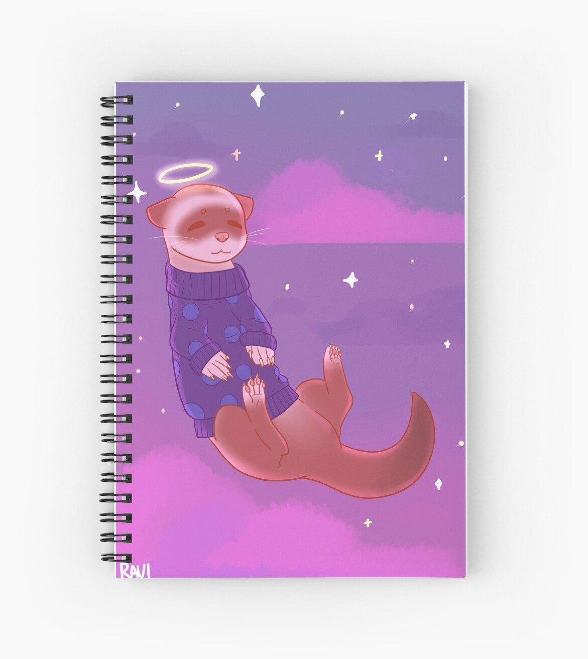 See You, Space Ferret by RaviosRupoors