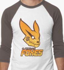 Konoha Foxes Team Men's Baseball ¾ T-Shirt