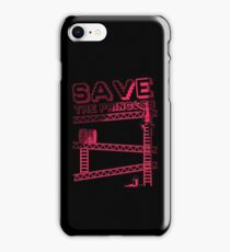 Not Just a Plumber Brother iPhone Case/Skin