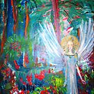 Angel in the Forest by catherine walker