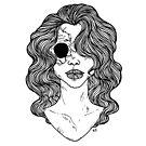 skull patch by kachweena