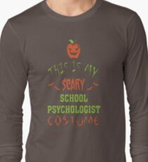 Monster Red Costume Scary Creepy Vampire Funny  T-Shirt