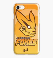 Konoha Foxes Team iPhone Case/Skin