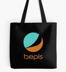 Bepis Aesthetic Tote Bag