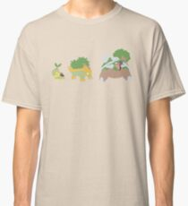 Turtwig Evolution Classic T-Shirt