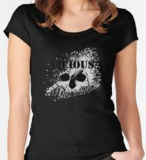 VICIOUS?  Women's Fitted Scoop T-Shirt