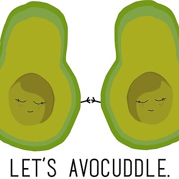 Vamos a Avocuddle de SarGraphics