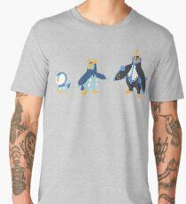 Piplup Evolution Men's Premium T-Shirt