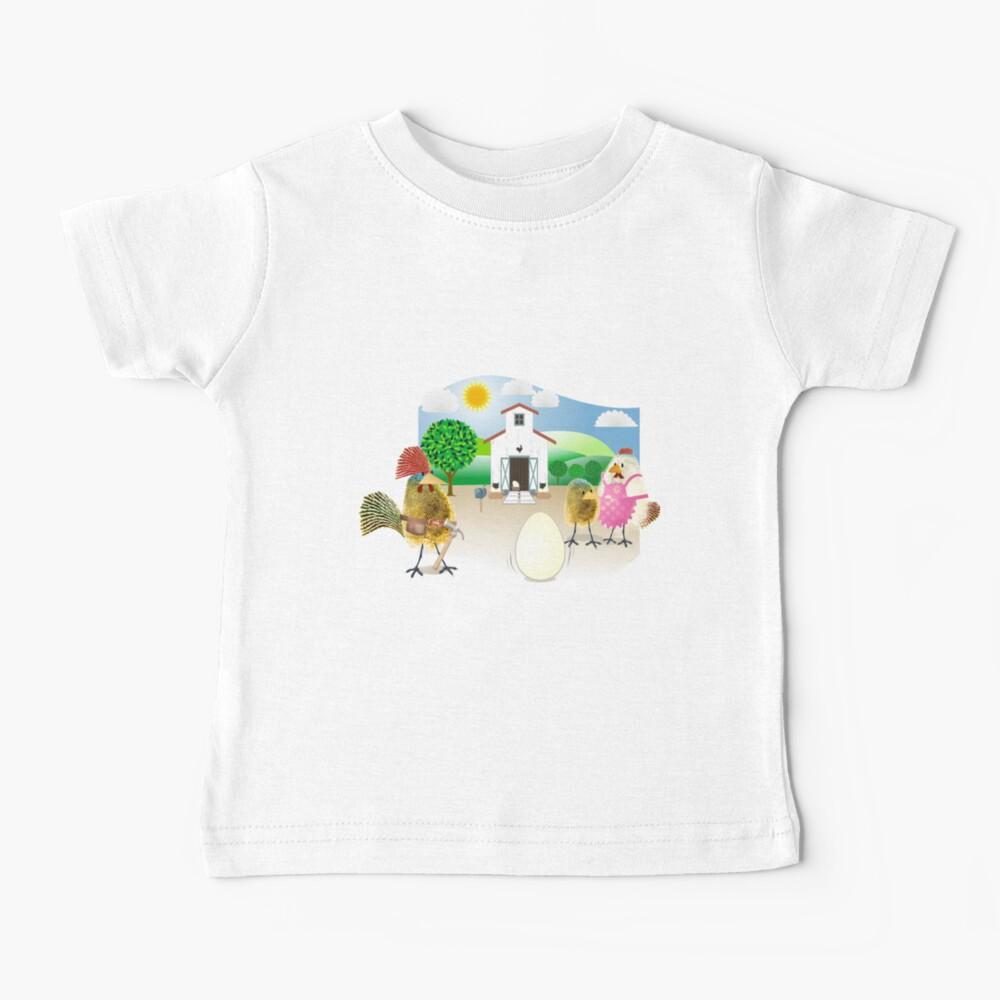 Two Scrambled Eggs - Family Album 1 Baby T-Shirt