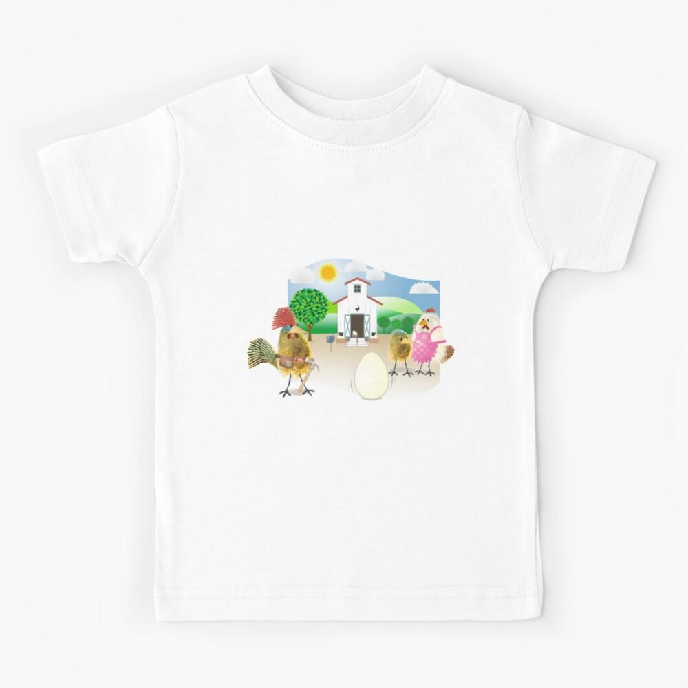 Two Scrambled Eggs - Family Album 1 Kids T-Shirt