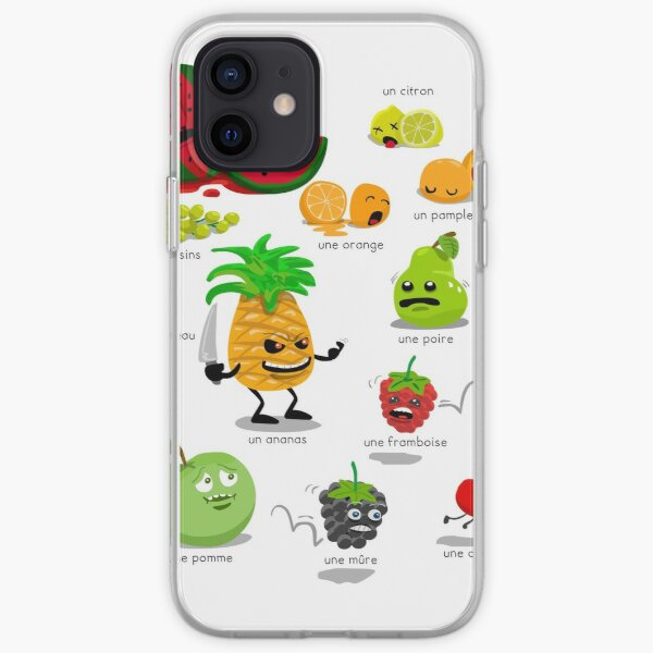 An Evil Pineapple iPhone Soft Case
