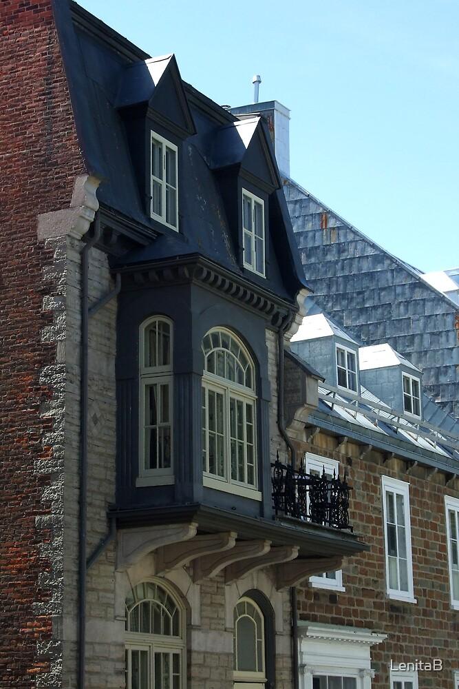 Quebec style by LenitaB