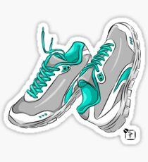 Sneakers Sticker