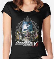 Danganronpa V3 Women's Fitted Scoop T-Shirt