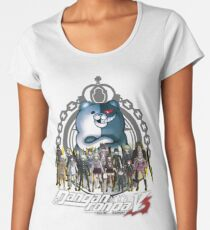 Camiseta premium para mujer Danganronpa V3