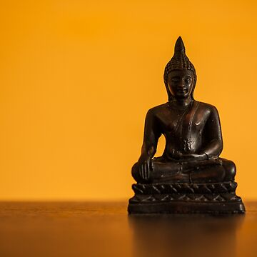 little statue of buddha by 60nine