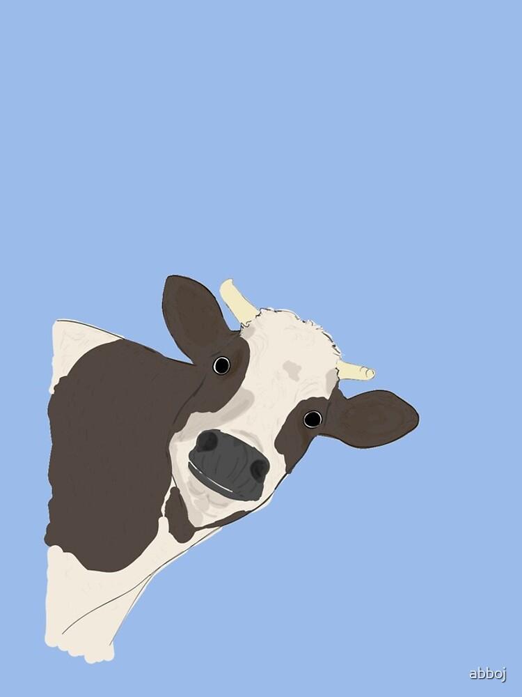 Cow by abboj