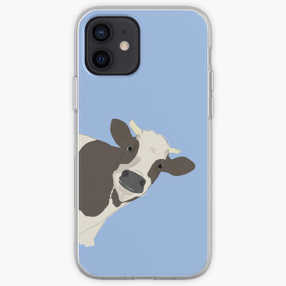 Cow iPhone Case & Cover