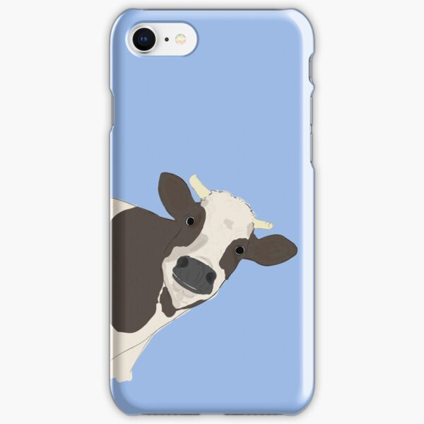 Cow iPhone Snap Case