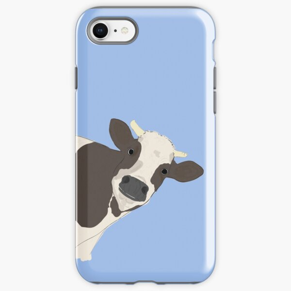 Cow iPhone Tough Case
