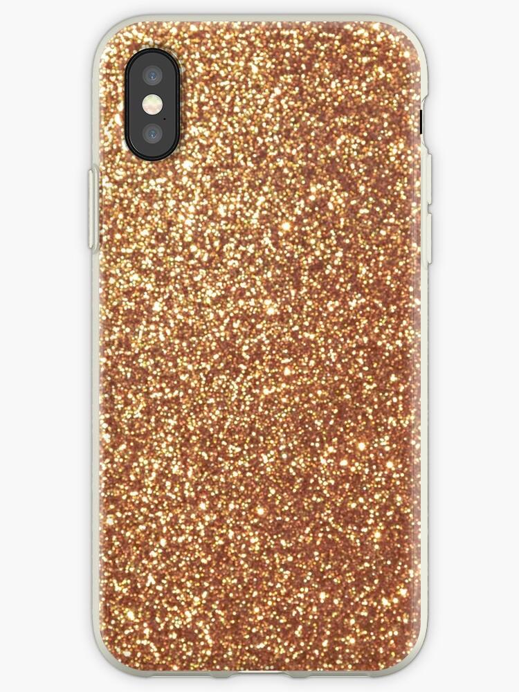the latest dfafc e584e 'Bright Shiny Spanish Galleon Gold Money Coin Sparkly Glitter' iPhone Case  by podartist