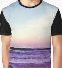 Purple Morning Haze Graphic T-Shirt