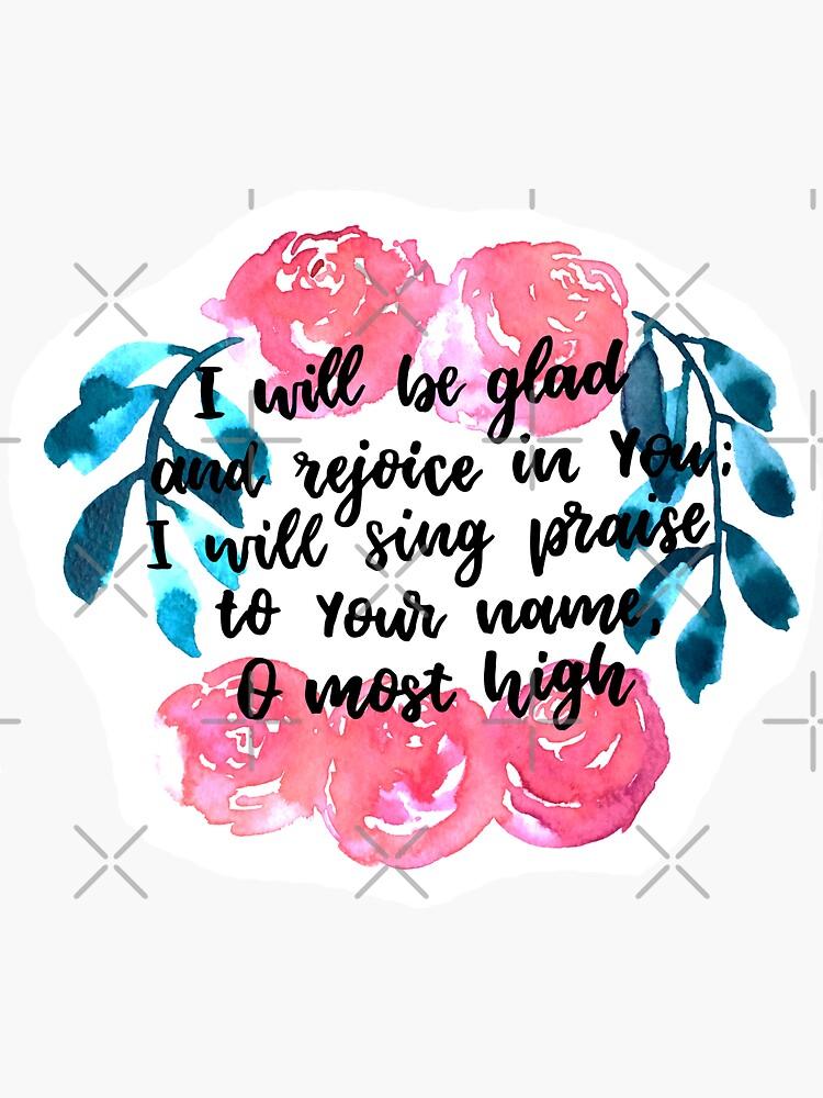 Flower wreath, bible verse by ellietography