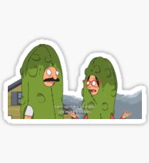 Bob's Burgers: Pickles Sticker