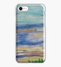 Lazy river finds the sea iPhone Case/Skin