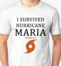 Survived Hurricane MARIA T-Shirt