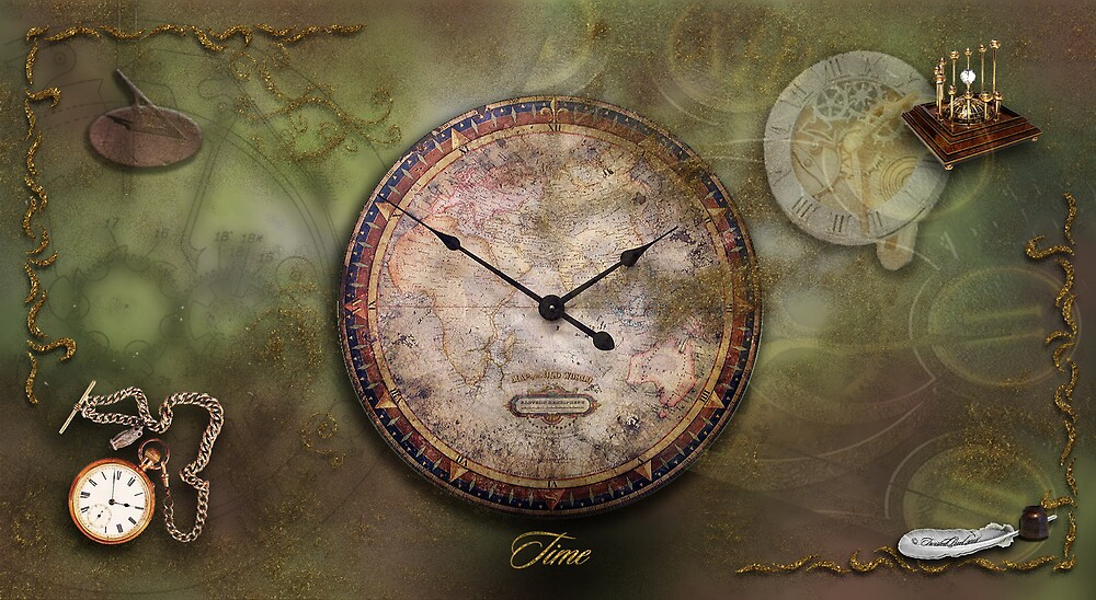 Time by TwistedPixel