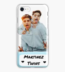 Martinez Twins  iPhone Case/Skin
