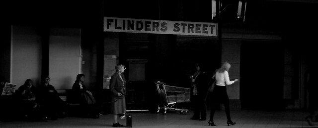 Flinders Street by HEELS
