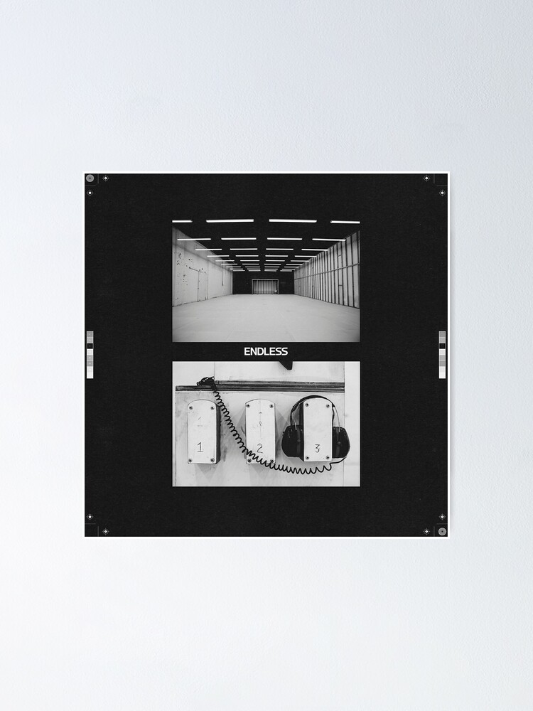 Alternate view of ENDLESS HQ Poster