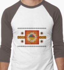 Feathered Katsina Sunface T-Shirt