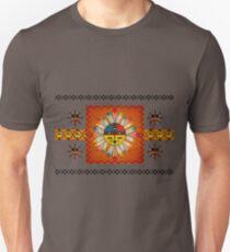 Feathered Katsina Sunface Unisex T-Shirt