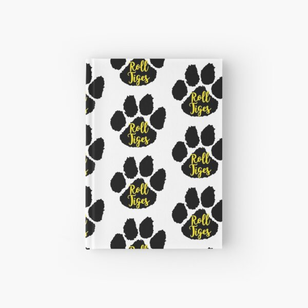 Roll Tiges Hardcover Journal