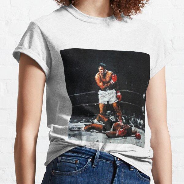 Muhammad Ali Knocks Out Sonny Liston Classic T-Shirt