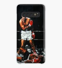 Muhammad Ali Knocks Out Sonny Liston Case/Skin for Samsung Galaxy