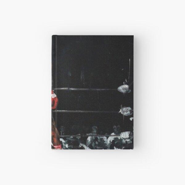 Muhammad Ali Knocks Out Sonny Liston Hardcover Journal