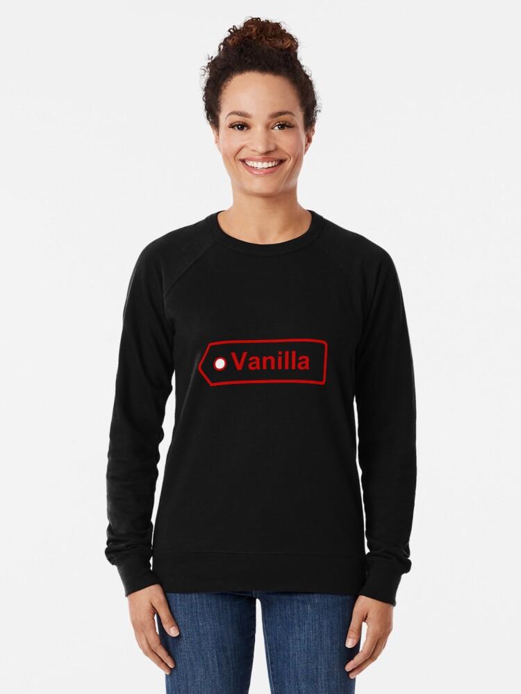 HH TAG VANILLA | Lightweight Sweatshirt