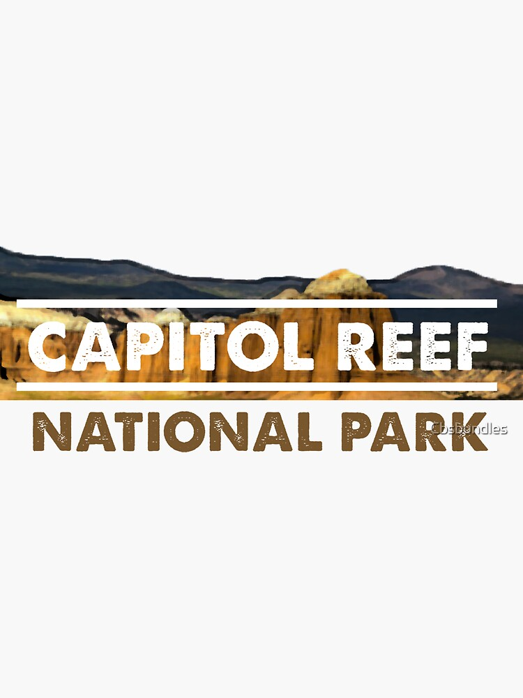 CAPITOL REEF NATIONAL PARK TRAVEL UTAH STATE PARK UNITED STATES by Cbsbundles