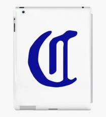 DEFUNCT - CHICAGO ORPHANS iPad Case/Skin