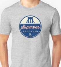 DEFUNCT - BROOKLY SUPERBAS T-Shirt