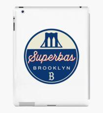 DEFUNCT - BROOKLY SUPERBAS iPad Case/Skin