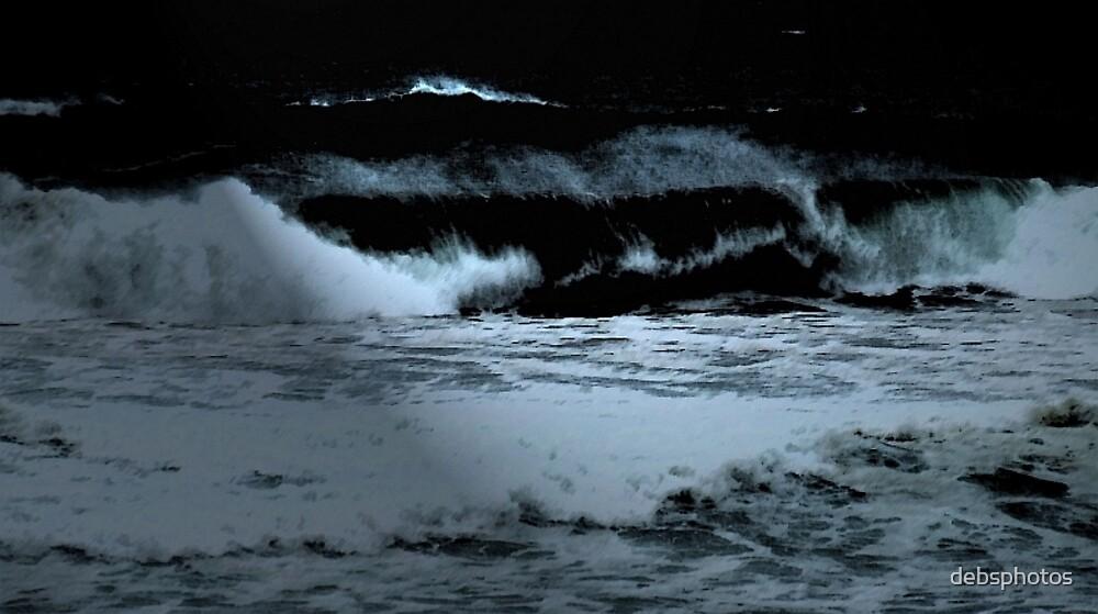 """Night Surf"" by debsphotos"