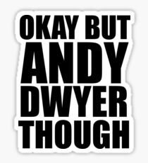 ANDY THO Sticker