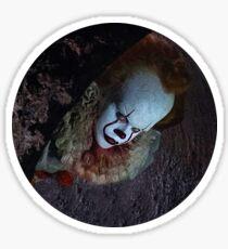 Stalker Pennywise Sticker