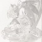 sonic by Andy Mainit